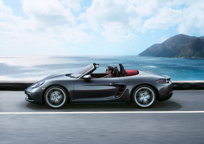 718 Boxster IV