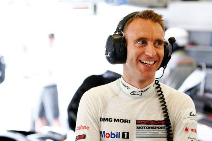 Porsche Team: Timo Bernhard,