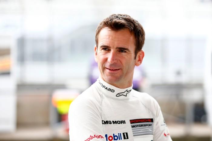 Porsche Team: Romain Dumas,