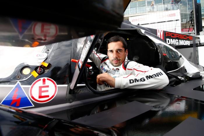 Porsche Team: Neel Jani,